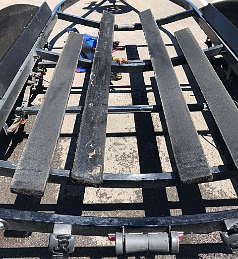 Tuff Bunk Boat Trailer Replacement Bunk Boards
